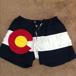 Colorado flag chubbies